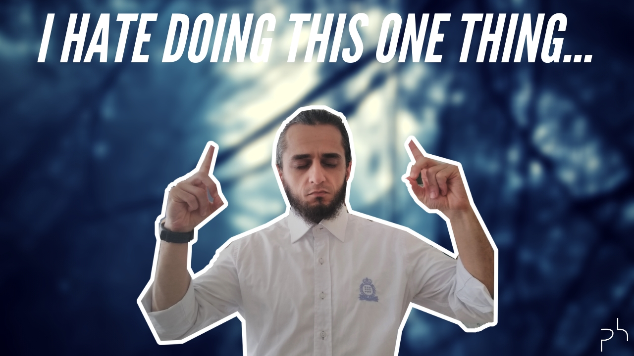 I hate doing this one thing - Faruk Deveci - The Perpetual Underdog (thumbnail)