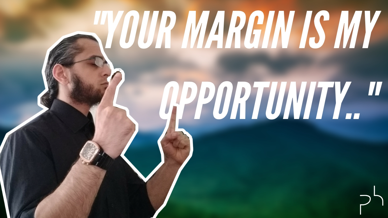 Your Margin Is My Opportunity_Thumbnail_Sales Funnel Mastery-Faruk Deveci-Polished Hustle Digital