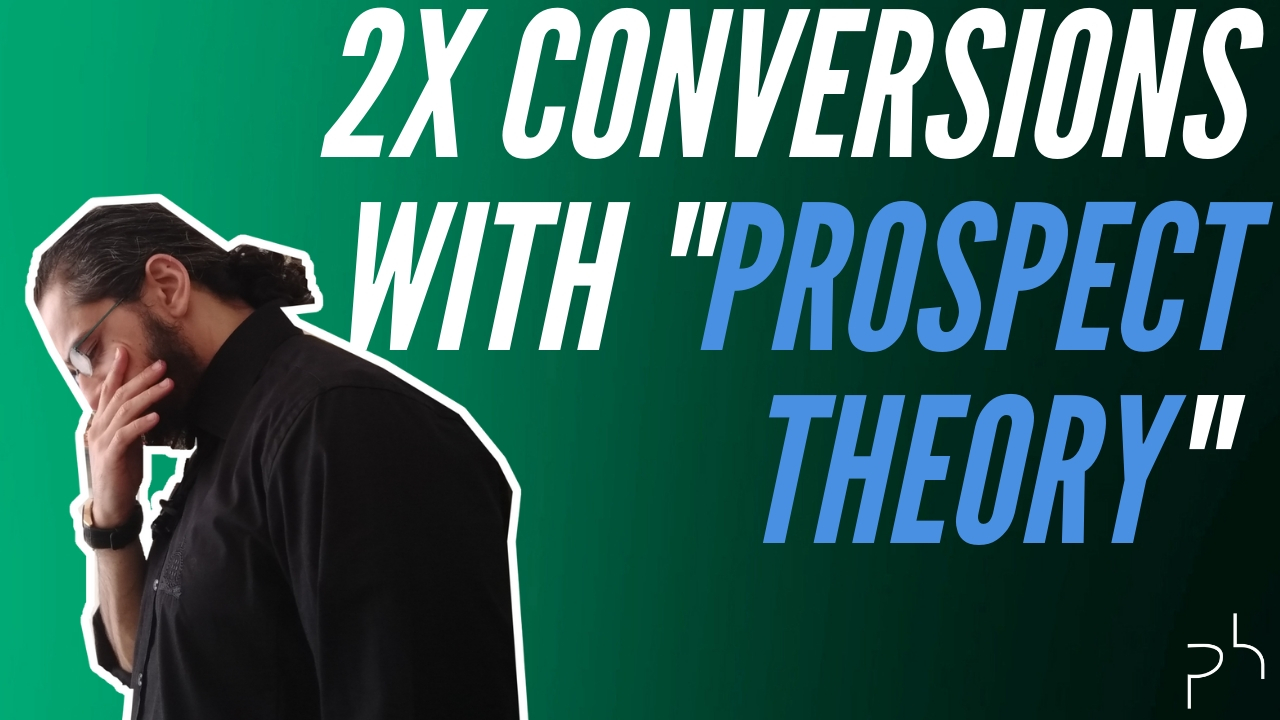 Thumbnail_(Video) Prospect Theory To DOUBLE Your Conversions -Facebook Ads Mastery - Faruk Deveci -Polished Hustle Digital