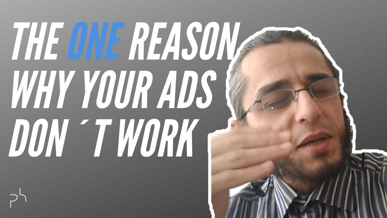 Thumbnail_The ONE Reason Why Your Ads Don't Work (It Isn't What You Think)-Facebook Ads Mastery-Faruk Deveci-Polished Hustle Digital